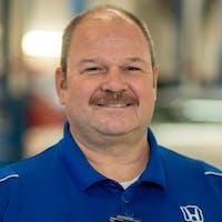 Brian  Ozment at Patterson Honda - Service Center