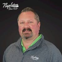 Ryan  Pieske at Napleton's Mid Rivers Chrysler Dodge Jeep Ram