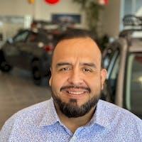 John Garcia at Subaru El Cajon