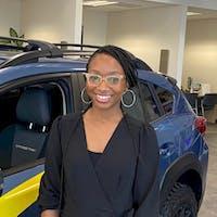 Portia Blow at Subaru El Cajon
