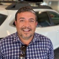 Mike Rahmani at Subaru El Cajon