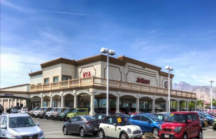 Jim Marsh Kia, Las Vegas, NV, 89149