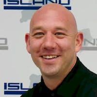 Larry Farina at Island Hyundai