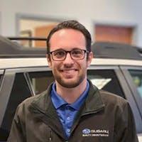 Zachary Johnson at Brewster Subaru  - Service Center