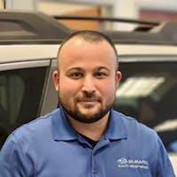Danny Gomes at Brewster Subaru  - Service Center
