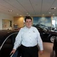 Brian McClave at Audi Southampton