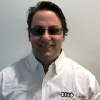 Greg Spano at Audi Southampton