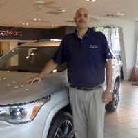 Shawn Wallace at Kent County Motors