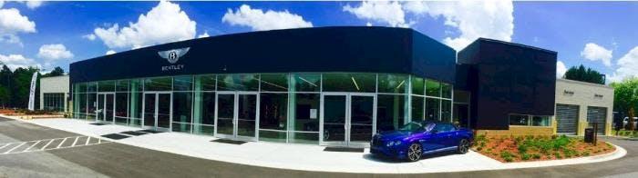 Bentley Atlanta, Alpharetta, GA, 30009