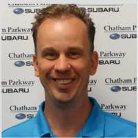 Jimmy  McConaghy at Chatham Parkway Subaru