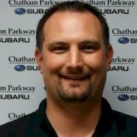 Dustin  Garland at Chatham Parkway Subaru  - Service Center