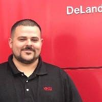 Justin Benevides at DeLand Nissan