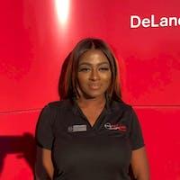 Kavette Kimbrough at DeLand Nissan