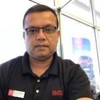 Mohammed Karim at DeLand Nissan
