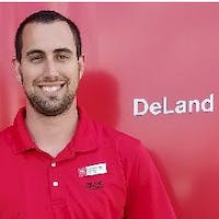 Cameron Ward at DeLand Nissan