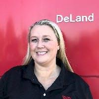 Danielle Whiddon at DeLand Nissan