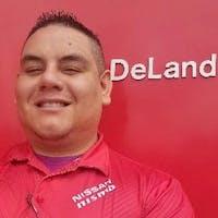 Ralph Moreno at DeLand Nissan