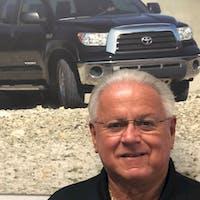 James Brady at Daytona Toyota