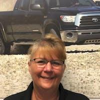 Karen  Shank at Daytona Toyota