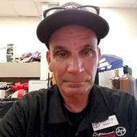 Frank The Tank  Rivera at Daytona Toyota