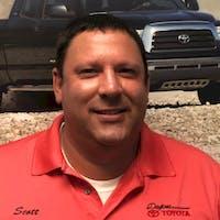 Scott  Crocker at Daytona Toyota - Service Center