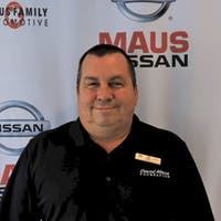 Tom Dodge at Maus Nissan of Crystal River