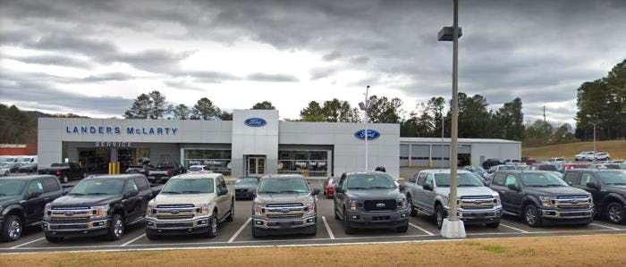landers mclarty ford of fort payne service center ford service center dealership ratings dealerrater