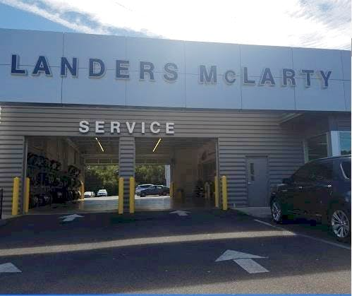 Landers Mclarty Ford >> Landers Mclarty Ford Of Fort Payne Ford Service Center