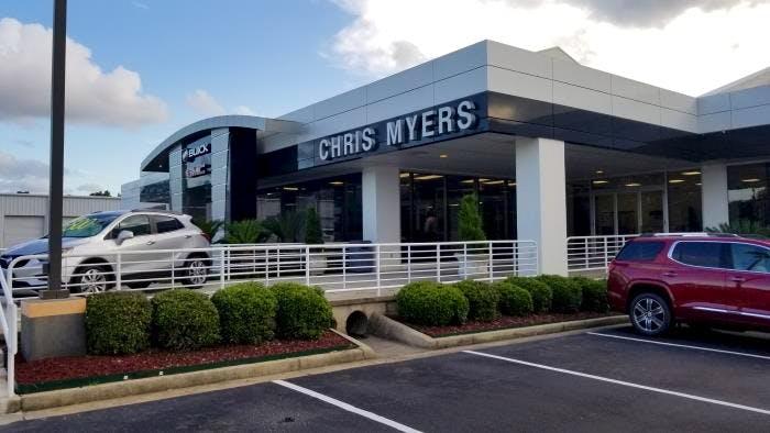 Chris Myers Auto Mall, Daphne, AL, 36526