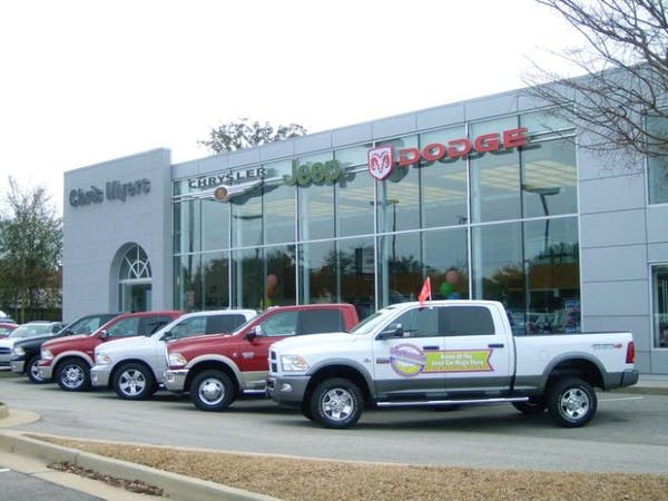 Car Dealerships In Daphne Al >> Chris Myers Auto Mall Employees