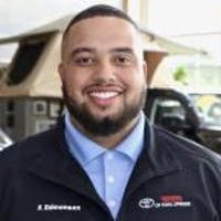Frederick Edmonson at Toyota of Cool Springs
