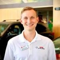 Kyle Pruzina at Toyota of Cool Springs