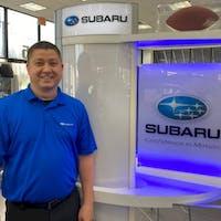 Richard Elvey at Bryan Subaru  - Service Center
