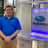 Jeff Delange at Bryan Subaru  - Service Center