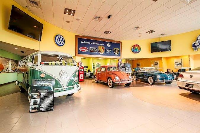 Volkswagen of Asheville, Asheville, NC, 28806