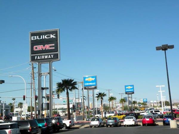 Fairway Chevrolet Buick GMC, Las Vegas, NV, 89104