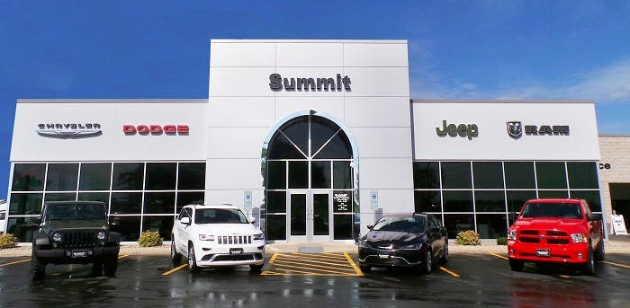 Summit Automotive Chrysler Dodge Jeep Ram, Fond Du Lac, WI, 54937
