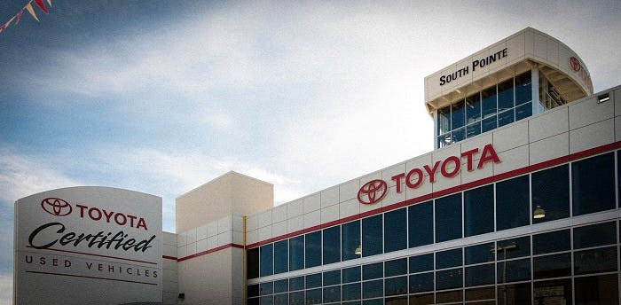South Pointe Toyota, Calgary, AB, T2Z 3W4