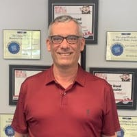 JOHN  DAVIDSON at Low Country Motors Inc. Auto Sales and Detailing