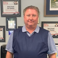 ANDY STASZKIEWICZ at Low Country Motors Inc. Auto Sales and Detailing