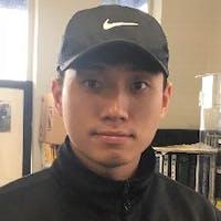 Calvin Jeong  at South Bay Hyundai