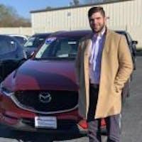 Daniel Khoury at Pearson Mazda