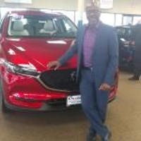 Joseph Jackson at Pearson Mazda