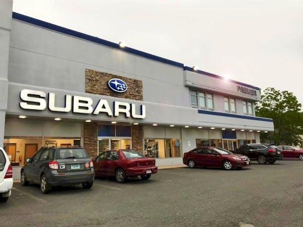 Subaru Dealers In Ct >> Premier Subaru Watertown Subaru Used Car Dealer Service