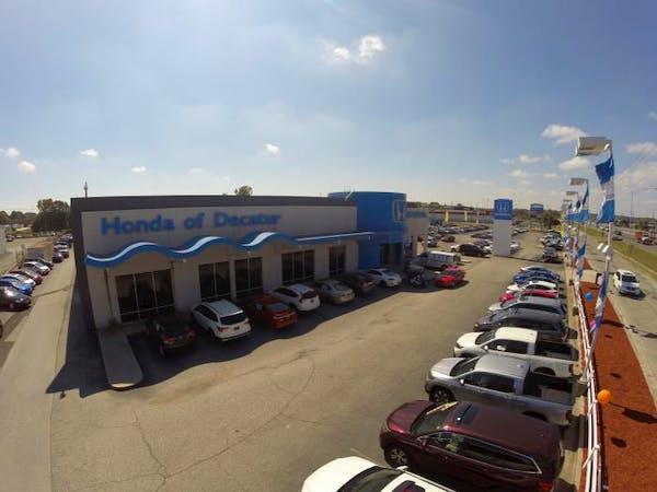Honda of Decatur, Decatur, AL, 35601