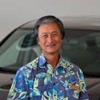 Ron Furukawa at Island Honda