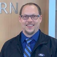 Jarrod Gesell at Eric Von Schledorn Ford - Service Center