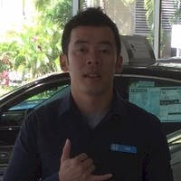 Ian Duong at Pacific Honda