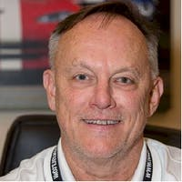 Johnny Johnston at Texas Motorcars