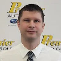 Jeff Irzyk at Premier Kia Of Branford